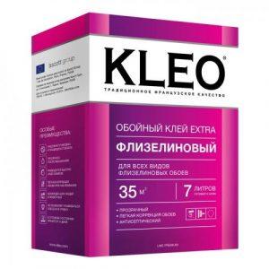 klej dlja oboev kleo extra flizelinovyj line premium 240 gr 300x300 -купить строймаркет молоток Подольск, Чехов, Климовск, Щербинка, Троицк, Кузнечики