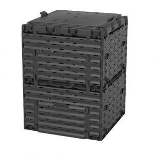 komposter piteco 300 l black 300x300 -купить строймаркет молоток Подольск, Чехов, Климовск, Щербинка, Троицк, Кузнечики