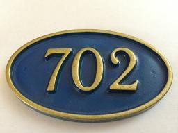 nomerki na dver nk 04 110h65mm -купить строймаркет молоток Подольск, Чехов, Климовск, Щербинка, Троицк, Кузнечики