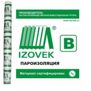 paroizoljacija izovek b 70m2 300x300 -купить строймаркет молоток Подольск, Чехов, Климовск, Щербинка, Троицк, Кузнечики