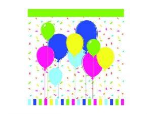 skatert duni 118h180 sm bumazhnaja balloons confetti 300x225 -купить строймаркет молоток Подольск, Чехов, Климовск, Щербинка, Троицк, Кузнечики