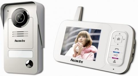videodomofon falcon eye fe 35wi -купить строймаркет молоток Подольск, Чехов, Климовск, Щербинка, Троицк, Кузнечики