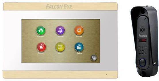 videodomofon falcon eye fe aries fe311a belyj -купить строймаркет молоток Подольск, Чехов, Климовск, Щербинка, Троицк, Кузнечики